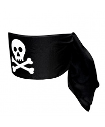 Пиратская повязка на голову