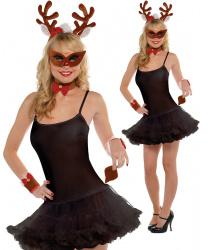 Набор праздничного оленя