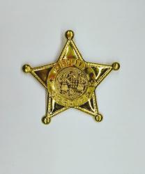 Золотая звезда шерифа