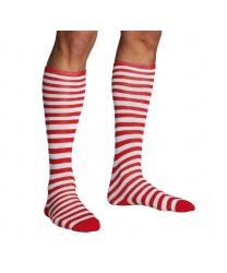 Мужские полосатые носки