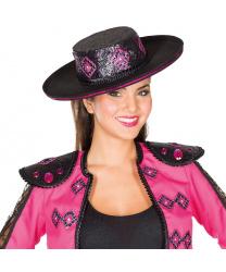 Шляпа испанской сеньориты