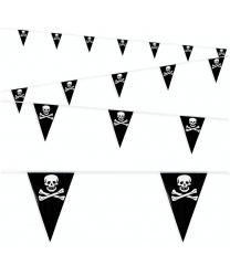 Пиратские флажки