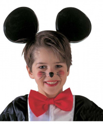 Пластиковые уши Микки-Мауса