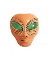 Маска оранжевого пришельца