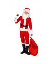 Костюм детского Санта-Клауса