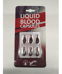 Кровь в капсулах (6 шт)