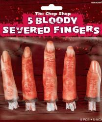 Оторванные пальцы(19х16.5 см)