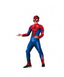 Костюм Человека-Паука с полумаской