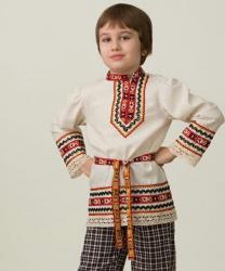 Рубашка-вышиванка для мальчика