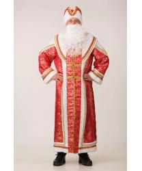 Костюм Дед Мороз Боярский
