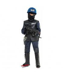 Детский костюм полицейского спецназа
