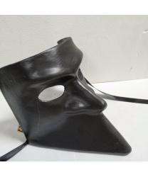 Венецианская маска Bauta черная