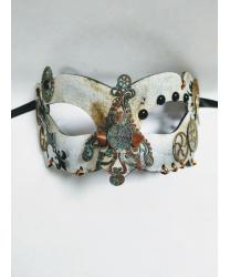 Карнавальная маска в стимпанк стиле