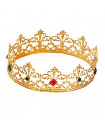 Золотая королевская корона