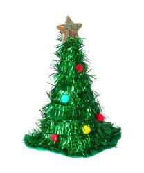 """Шапка """"Новогодняя елка"""""""