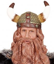 Рогатый шлем викинга (Италия)