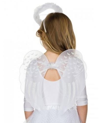 Детские крылья и нимб ангела: 42 х 35 (Германия)