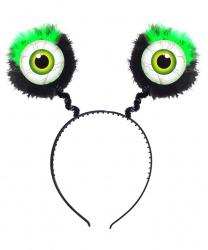 Ободок с глазами монстра