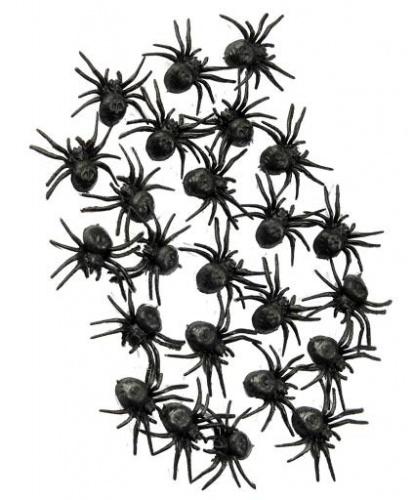 Набор пауков (24 шт)