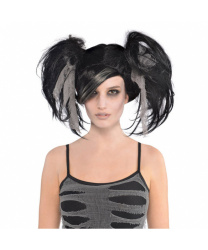 Женский парик зомби