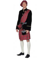 """Взрослый костюм """"Шотландец"""""""