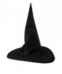 Ведьминский колпак черный