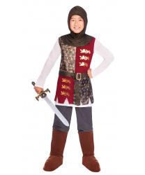 Детский костюм рыцаря средневековья
