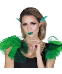 Зеленые уши эльфа