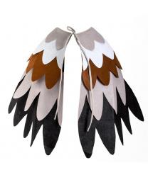 Крылья воробья