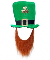 Шляпа Патрика с бородой