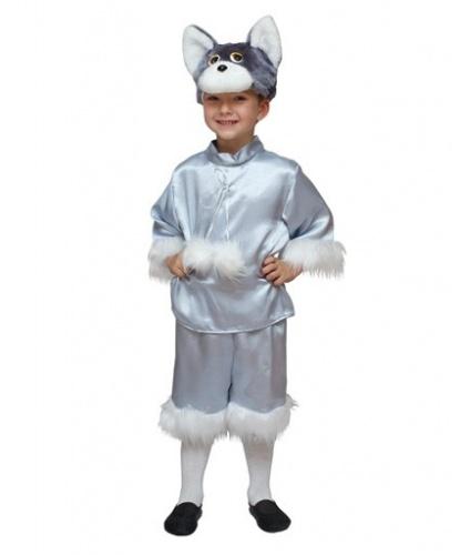 Костюм кота: головной убор, рубашка, бриджи (Россия)