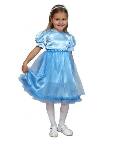 Костюм снежинки: платье (Россия)