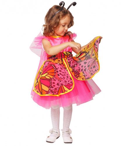Костюм Бабочки: платье, ободок (Россия)