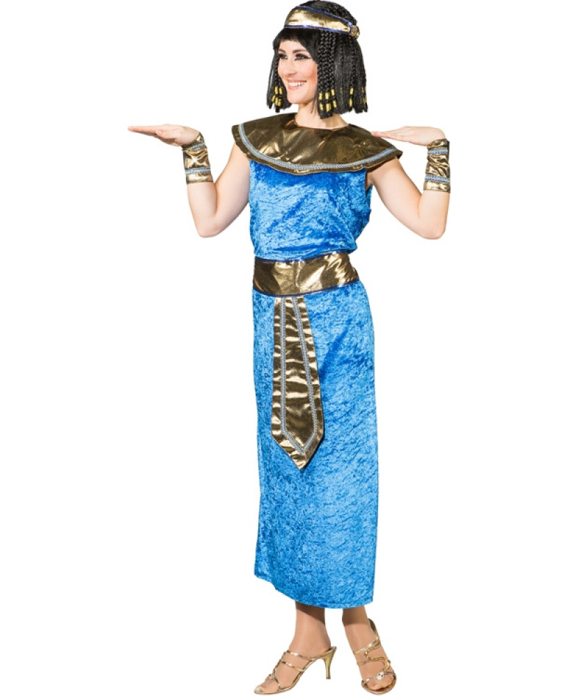 фото картинка египетского костюма рекуперации