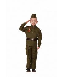 """Детский костюм """"Солдат"""""""