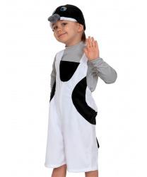 """Детский костюм """"Стриж"""" (плюш)"""