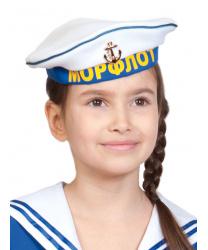 "Детская бескозырка ""Морфлот"""