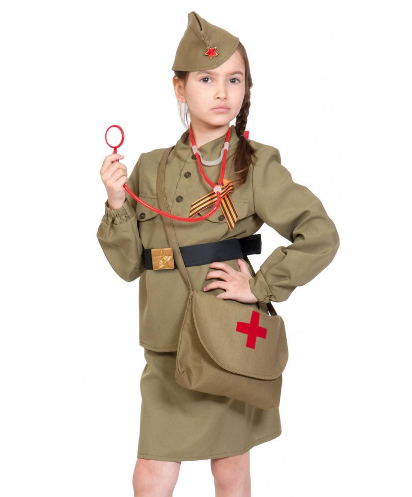 Поздравления военной медсестры