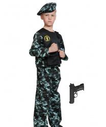 """Костюм """"Спецназ-3 с пистолетом"""""""