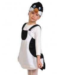 Детский костюм сороки (ткань-плюш)