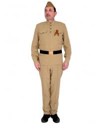"""Костюм """"Солдат в прямых брюках"""""""