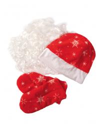 Набор Деда Мороза (плюш)