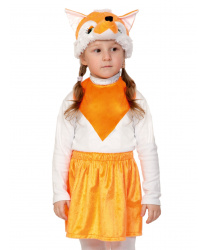 "Детский костюм ""Лисичка"""