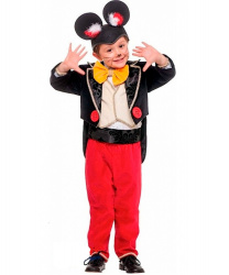 Детский костюм Микки-Мауса