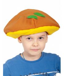 Шапочка гриб Маслёнок