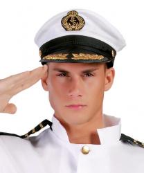 Капитанская фуражка с якорем
