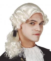 Мужской исторический парик