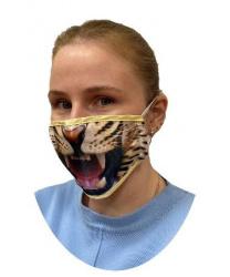 "Повязка для лица ""Леопард"""