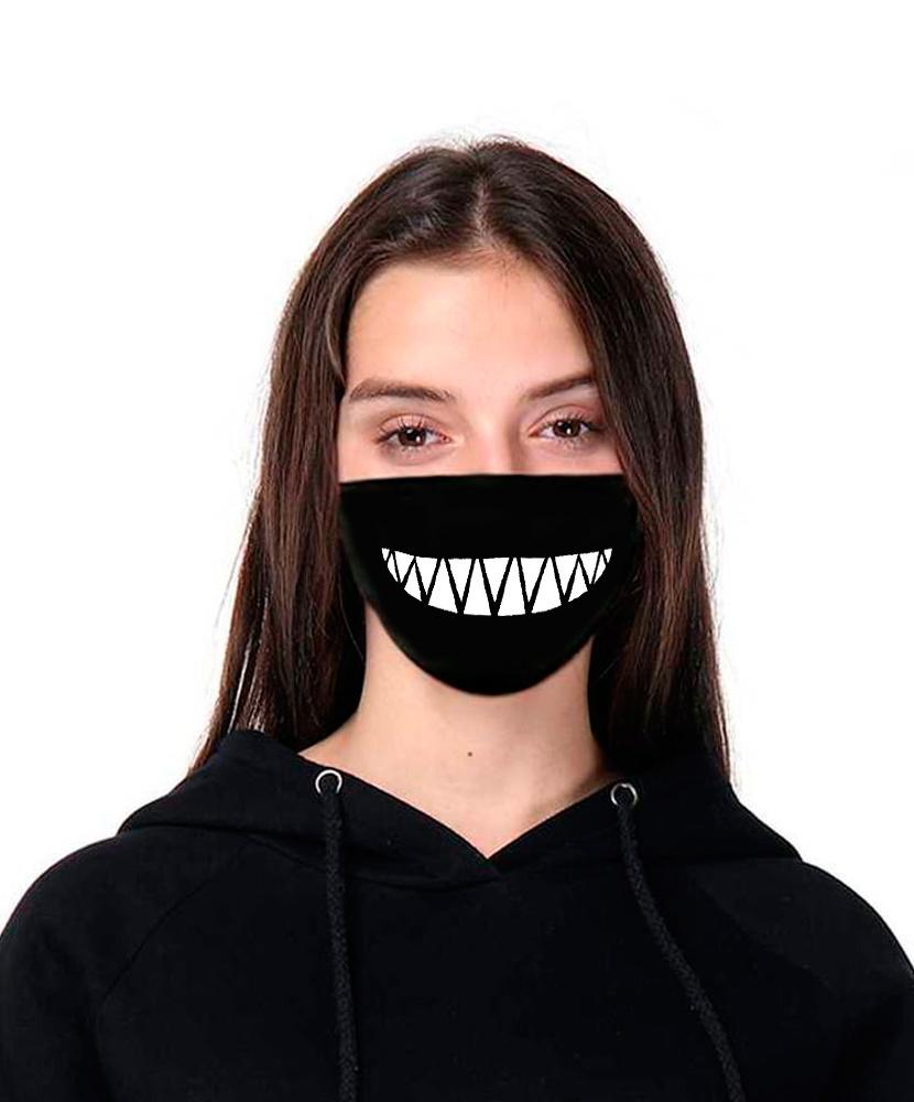 картинки маски с улыбкой увидите, как