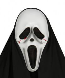 """Пластиковая маска """"Крик"""""""
